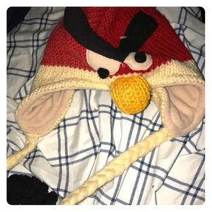 Other - Angry birds hat